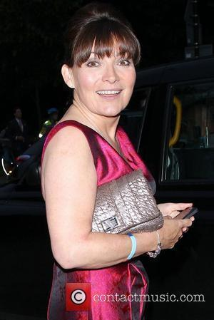 Lorraine Kelly 'Cried' As She Received Obe