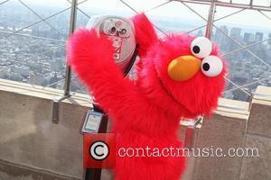 Elmo and Madison Square Garden
