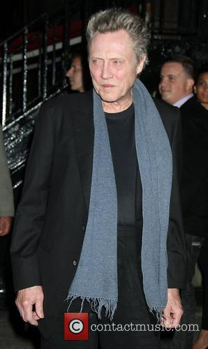 Christopher Walken Lived Like A Caveman In Sandy Power Cut