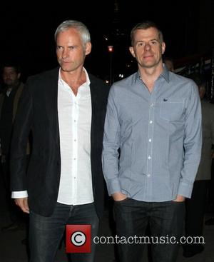 Martin Mcdonagh and Graham Broadbent