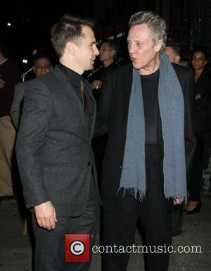Sam Rockwell and Christopher Walken