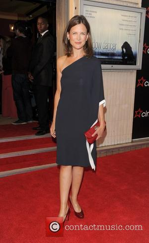Katie Derham attends the premiere of 'Shadow Dancer' held at the Haymarket Cineworld London, England - 13.08.12