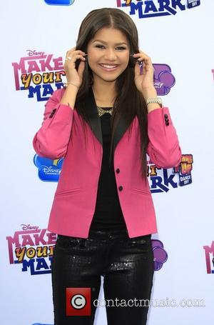 Zendaya Coleman Make Your Mark: Shake It Up Dance Off 2012 at the LA Center Studios - Arrivals Los Angeles,...