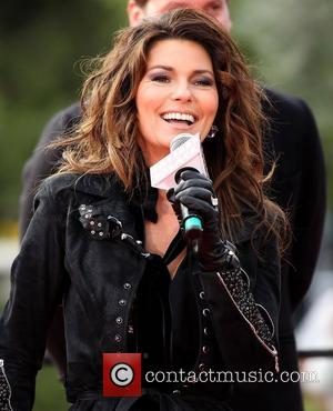 Country, Shania Twain, December, The Colosseum and Caesars Palace