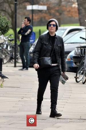 Sharleen Spiteri out and about in Primrose Hill London, England - 08.03.12