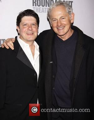 Michael McGrath and Victor Garber Concert gala and celebration of the musical 'She Loves Me' held at Roundabout Theatre Company's...