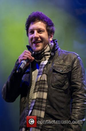 Matt Cardle     performs at the Sheffield Christmas lights switch-on Sheffield, England - 18.11.12