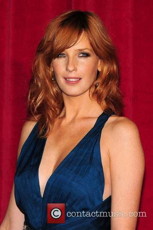 Kelly Reilly 'Sherlock Holmes: A Game of Shadows' UK film premiere held at the Empire Leicester Square - Arrivals London,...