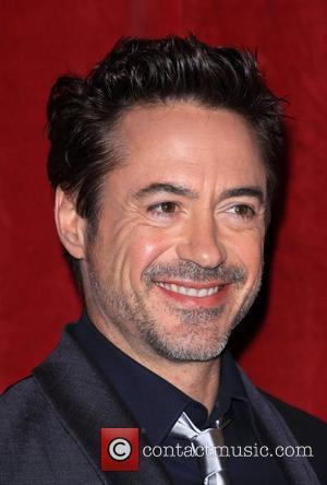Robert Downey Jr  'Sherlock Holmes: A Game of Shadow' premiere - Arrivals London, England - 08.12.11