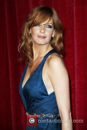 Kelly Reilly 'Sherlock Holmes: A Game of Shadows' premiere - Arrivals London, England - 08.12.11