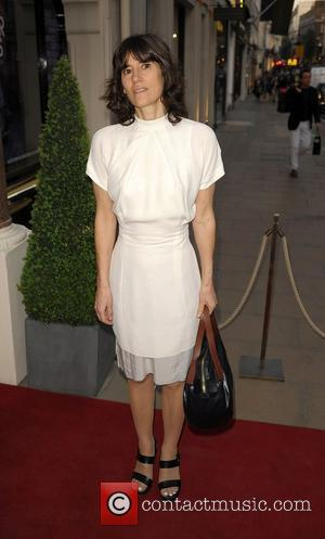Bella Freud Alexandra Shulman book launch party at Sotherby's  London, England - 28.03.12