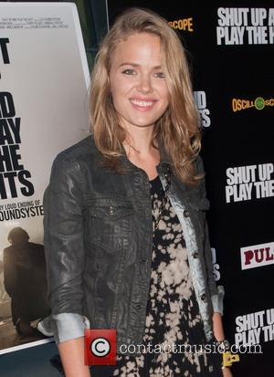 Katia Winter Los Angeles premiere of 'Shut Up And Play The Hits' at ArcLight Hollywood  Hollywood, California - 17.07.12