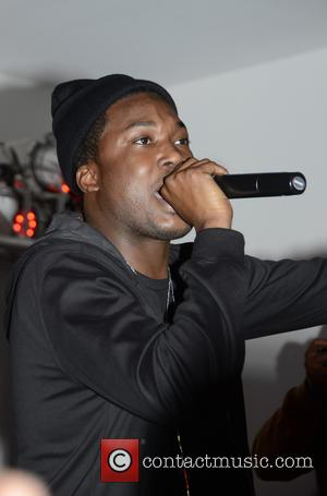 Meek Mill Celebrities at the Sigma Sound Studios  Featuring: Meek Mill Where: Philadelphia, United States When: 18 Dec 2012