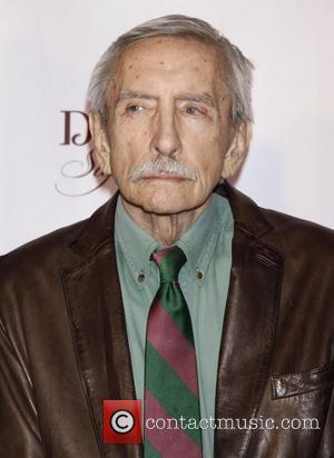 Edward Albee The Pershing Square Signature Center Opening Gala Celebration held at The Signature Center - Arrivals New York City,...