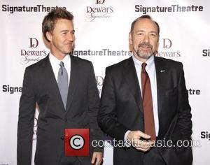 Edward Norton and Kevin Spacey
