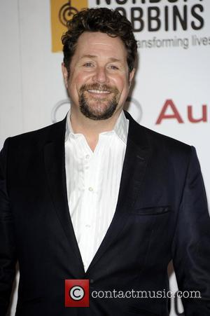 Michael Ball  Nordoff Robbins Silver Clef lunch - Arrivals London, England - 29.06.12