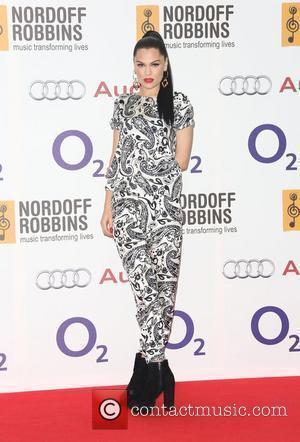 Jessie J Nordoff Robbins Silver Cleff lunch - Arrivals London, England - 29.06.12