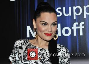 Jessie J The Nordoff Robbins O2 Silver Clef Awards held at the Hilton Park Lane. London, England - 29.06.12