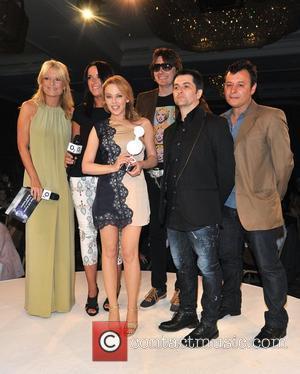 Kylie Minogue and Manic Street Preachers