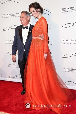 Neil Sedaka and Coco Rocha