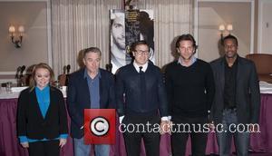 Jacki Weaver, Robert De Niro, Bradley Cooper and Chris Tucker