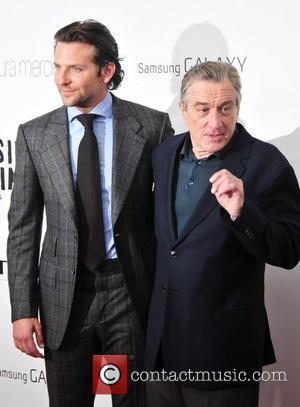 Bradley Cooper, Robert De'niro and Ziegfeld Theatre