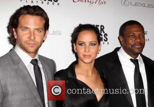 Bradley Cooper, Jennifer Lawrence and Chris Tucker