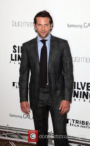 Bradley Cooper, Silver Linings Playbook Premiere