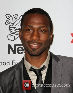 Leon Robinson Jenesse Silver Rose Gala honoring the Xerox Corporation for their help in the fight against domestic violence, held...