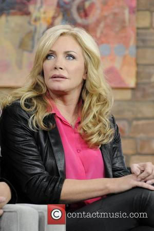 Shannon Tweed  appear on The Marilyn Denis Show promoting The Heart Truth Fashion Show.  Toronto, Canada - 08.02.12