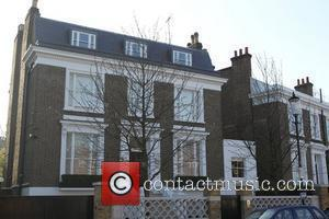 The London home of Simon Cowell. Leanne Zaloumi, 29, is due to appear at West London magistrates court on Monday...