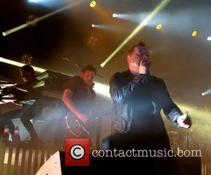 Jim Kerr and The Roundhouse