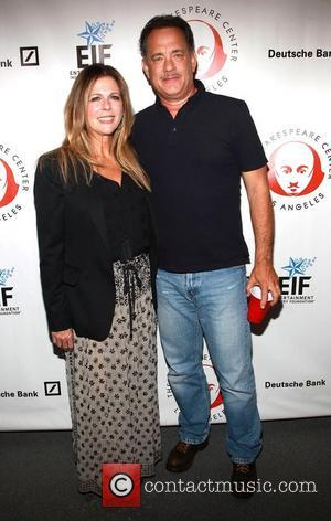 Rita Wilson and Tom Hanks  The Shakespeare Center of Los Angeles' 22nd Annual 'Simply Shakespeare' - Arrivals Los Angeles,...