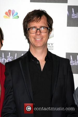 Ben Folds  NBC's The Sing Off Live Finale 2011 at Sony Pictures Studio Culver City, California - 28.11.11