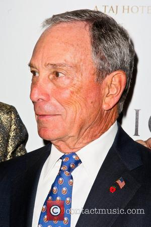 Mayor Michael Bloomberg The grand opening of the Sirio Ristorante New York at the Pierre Hotel - Arrivals New York...