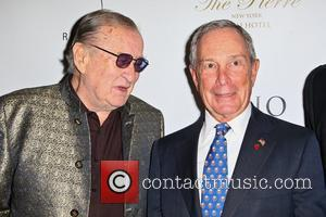 Sirio Maccioni and Mayor Michael Bloomberg