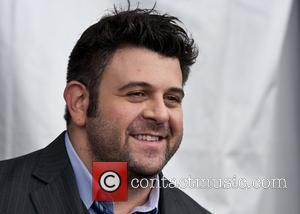 Adam Richman New York Premiere of 'The Sitter' at Chelsea Clearview Cinema - Arrivals New York City, USA - 06.12.11
