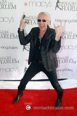 Dee Snider  2012 Skating with the Stars gala at Wollman Rink in Central Park New York City, USA -...