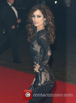 Berenice Marlohe  James Bond Skyfall World Premiere after party held at the Tate modern- Arrivals London, England - 23.10.12