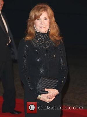 Stefanie Powers James Bond Skyfall World Premiere after party held at the Tate modern- Arrivals London, England - 23.10.12