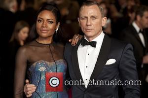 Daniel Craig, Naomie Harris and Royal Albert Hall