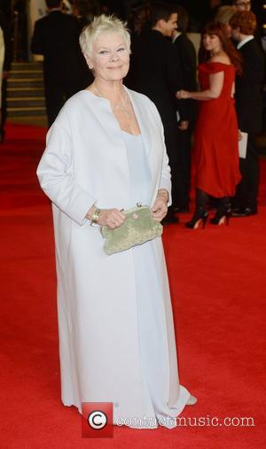 Judi Dench, Skyfall, Royal Albert Hall, London and England
