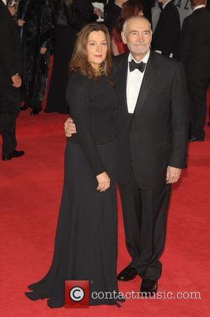 Barbara Broccoli and Michael G. Wilson Royal World Premiere of Skyfall held at the Royal Albert Hall - Arrivals....
