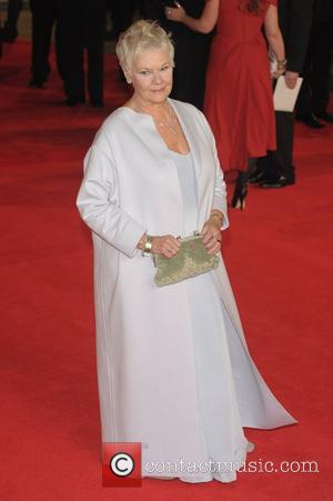 Dame Judi Dench and Royal Albert Hall