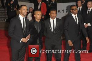 Marvin Humes, Aston Merrygold, Oritse Williams, Jonathan Jb Gill and Royal Albert Hall