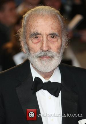 Christopher Lee Celebrates 92nd Birthday By Releasing Heavy Metal Album Of Covers