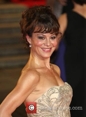 Helen McCrory James Bond Skyfall World Premiere held at the Royal Albert Hall- Arrivals London, England - 23.10.12