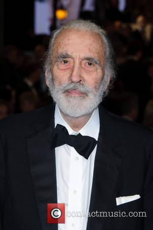 Sir Christopher Lee To Receive Bfi Fellowship Award