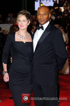 Colin Salmon James Bond Skyfall World Premiere held at the Royal Albert Hall- Arrivals   London, England - 23.10.12