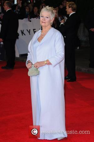Dame Judi Dench Loves Surname Slang